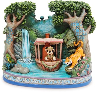Disney Mickey Mouse Jungle Cruise Figure by Jim Shore