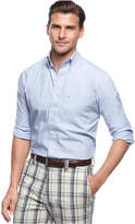 Izod Long Sleeve Solid Essential Shirt