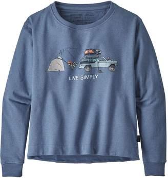 Patagonia Women's Live Simply Lounger Uprisal Crew Sweatshirt