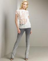 Degrade Straight-Leg Jeans