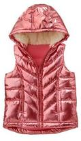Crazy 8 Metallic Puffer Vest