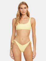 Thumbnail for your product : Frankie's Bikinis Connor Cheeky Tie Bottom