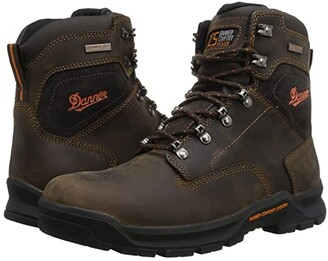 Danner Crafter 6 (Brown) Men's Work Boots