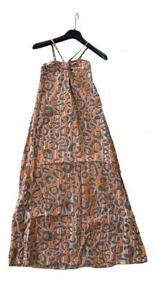 Stefanel Multicolour Linen Dresses