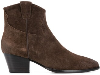 Ash Houston ankle boots
