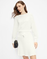 Thumbnail for your product : Ted Baker Pointelle Knit Dress