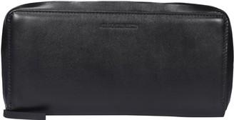 Ann Demeulemeester Large Zipped Wallet