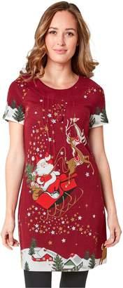 Joe Browns Santa's Coming Tunic