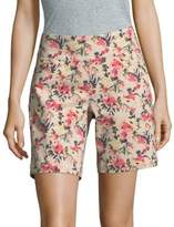 Jag Ainsley Floral Shorts