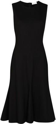 Rosetta Getty Flared Knee-Length Dress