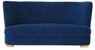 Mercer41 Holthaus Sofa Mercer41 Upholstery Color: Warm Gray