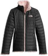 The North Face Girls' Reversible Quilted Jacket - Big Kid