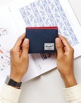 Herschel Roy Bi-Fold & Coin Wallet With Rfid