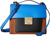 Salvatore Ferragamo Marisol 21F564 Satchel Handbags
