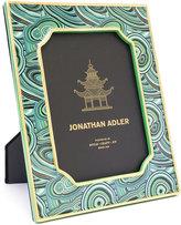 Jonathan Adler Green Malachite Frame 5 x 7