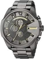 Diesel Men's Mega Chief IP Chronograph Watch DZ4466