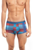 2xist Men's Mod Stretch Trunks