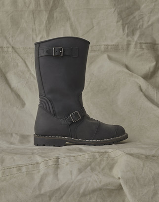 Belstaff Endurance Leather Motorcycle Boots
