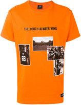 Les (Art)ists printed T-shirt - men - Cotton - XL