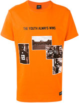 Les (Art)ists printed T-shirt