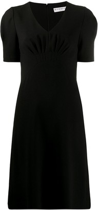 Givenchy Ruched Waist Dress