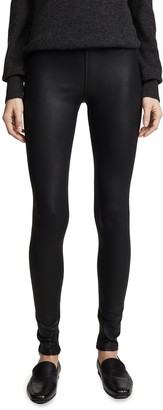 David Lerner Women's Coated Classic Legging