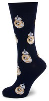 Cufflinks Inc. Men's 'Bb-8' Socks