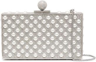 Sophia Webster Clara Box embellished clutch bag
