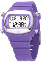 adidas ADH6041 Candy Purple Rubber Bracelet with 44mm Digital Watch New In Box