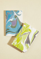 Chronicle Books Make a Swirl of Difference Mini Notebook Set