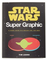 Chronicle Books Star Wars(TM) Super Graphic: A Visual Guide To A Galaxy Far, Far Away Book