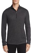 Michael Kors Mock Neck Quarter-Zip Sweater - 100% Exclusive