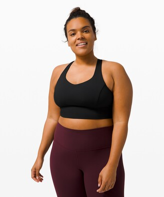 Lululemon Free To Be Serene Bra Long Line*Light Support, C/D Cup Online Only