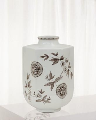 Port 68 Temba Medium Vase, Brown