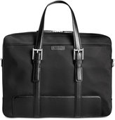 Calvin Klein Men's Nylon Attache Case