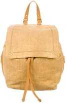 Jerome Dreyfuss Metallic Florent Backpack