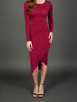Donna Mizani Knot Dress