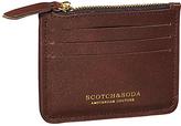 Scotch & Soda Leather Card Holder