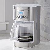 Crate & Barrel Cuisinart ® 14-Cup Perfectemp Programmable Coffee Maker White