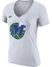 Nike Women's Dallas Mavericks Hardwood Classics T-Shirt