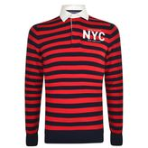 Tommy Hilfiger Kevin Rugby Polo Shirt