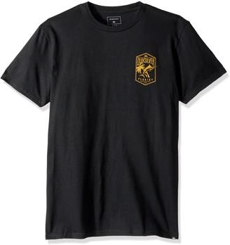Quiksilver Young Mens Fl Jumper T-Shirt