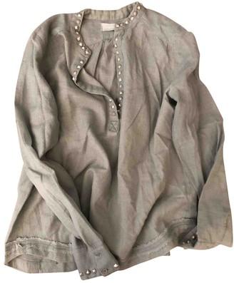 Zadig & Voltaire Green Wool Top for Women