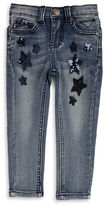 Vigoss Girls 2-6x Star Sequined Jeans