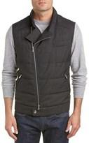 Brunello Cucinelli Reversible Wool Vest.