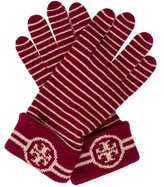 Tory Burch Wool Striped Gloves w/ Tags