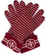 Tory Burch Wool Striped Gloves w/ Tags