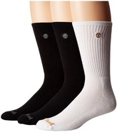 Timberland Classic 3-Pack Boot Crew Socks