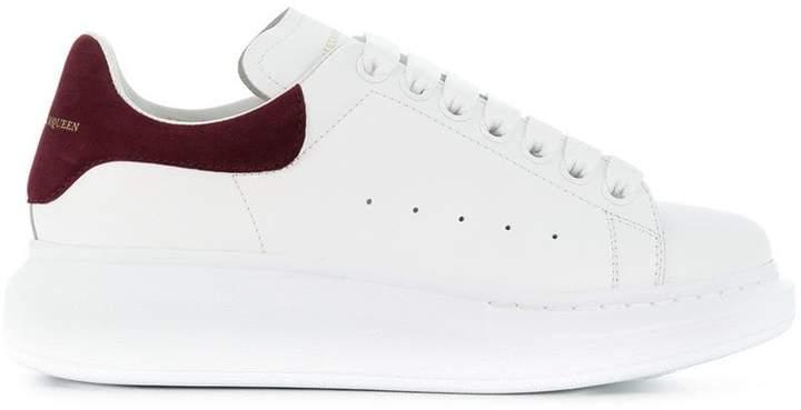 Alexander McQueen oversized-sole sneaker