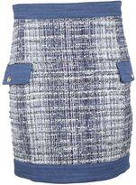 Pierre Balmain Tweed Skirt